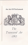 The Townsend Act